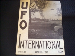 UFO International Journal Oct 1965