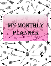 My Monthly Planner