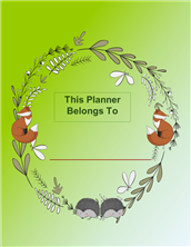 Forest Animal Planner